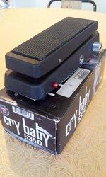 Cry baby 535q педаль вау вау